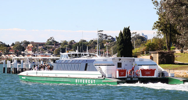 sydney parramatta ferry - photo#28